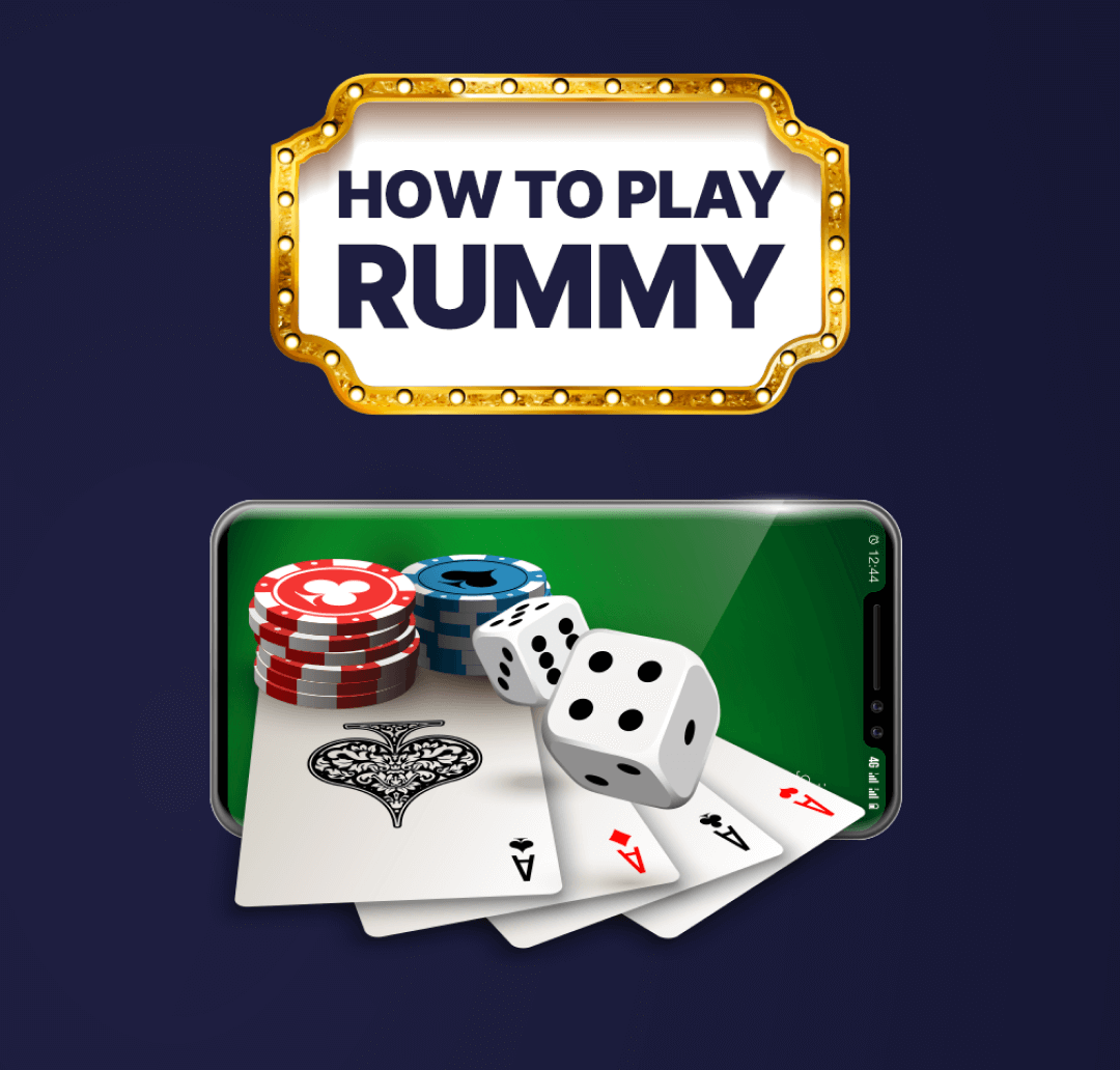 How to Play Rummy Banner