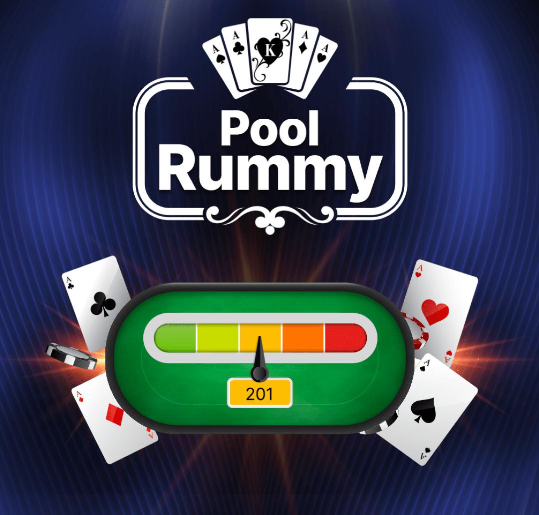 Pool Rummy Banner
