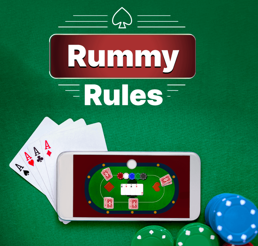 Rummy Rules Banner