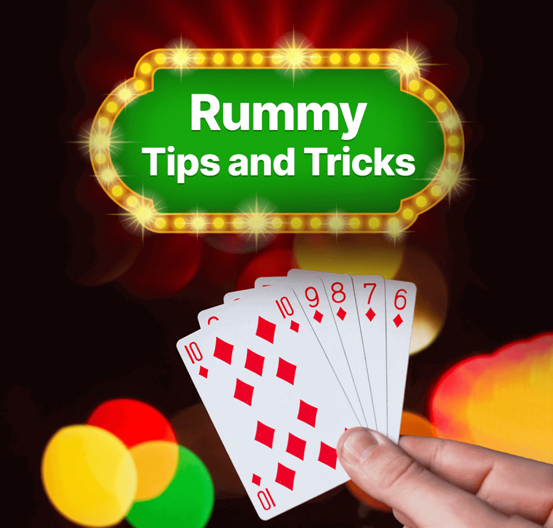 Rummy Tips and Tricks Banner